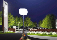 48V Glare Free Lighting Balloon Lights For Rainy Day Rescue Or Civil Illumination